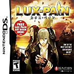 Lux-Pain box art