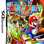Mario Party DS box art
