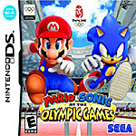 Mario & Sonic at the Olympic Games box art
