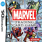 Marvel Trading Card Game box art