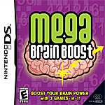 Mega Brain Boost box art