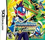 Mega Man Star Force box art