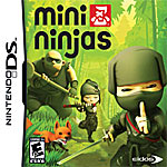 Mini Ninjas box art