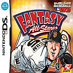 Major League Baseball 2K9: Fantasy All-Stars box art