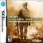 Call of Duty: Modern Warfare Mobilized box art