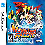 Monster Racers box art