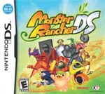 Monster Rancher DS box art