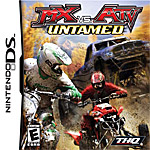 MX vs. ATV: Untamed box art