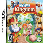 MySims Kingdom box art