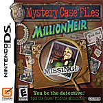 Mystery Case Files: MillionHeir box art