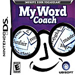 My Word Coach box art
