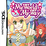 My World My Way box art