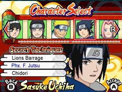 Naruto Ninja Council 3 screenshot