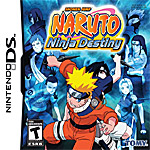 Naruto: Ninja Destiny box art