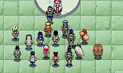 Naruto: Path of the Ninja screenshot