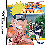 Naruto: Path of the Ninja box art