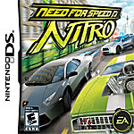 Need for Speed: Nitro box art