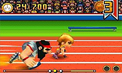 New International Track & Field screenshot
