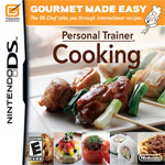 Personal Trainer: Cooking box art