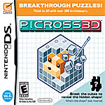 Picross 3D box art