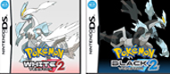 Pokémon Black / White Version 2 Box Art