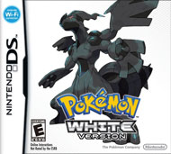 Pokémon Black / White Box Art