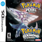 Pokemon Diamond / Pearl box art