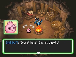 Pok&#233mon Mystery Dungeon: Explorers of Sky screenshot