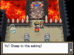 Pok&#233mon HeartGold / SoulSilver Version screenshot