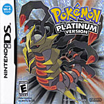 Pok&#233mon: Platinum Version box art