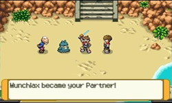 Pok&#233mon Ranger: Shadows of Almia screenshot