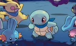 Pokemon Mystery Dungeon: Blue Rescue Team screenshot
