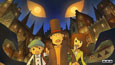 Professor Layton and the Last Specter Screenshot - click to enlarge