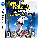 Rabbids Go Home box art