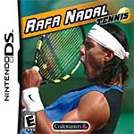 Rafa Nadal Tennis box art