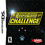 Retro Game Challenge box art