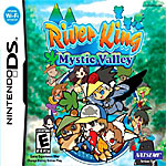 River King: Mystic Valley box art