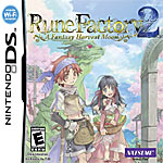 Rune Factory 2: A Fantasy Harvest Moon box art