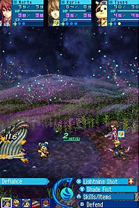 Sands of Destruction screenshot