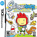 Scribblenauts box art