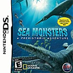 Sea Monsters: A Prehistoric Adventure box art