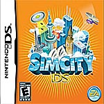 SimCity DS box art