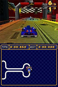 Sonic & SEGA All-Stars Racing screenshot