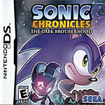 Sonic Chronicles: Dark Brotherhood box art
