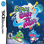 Space Bust-A-Move box art