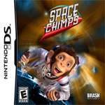 Space Chimps box art