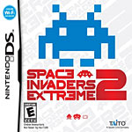 Space Invaders Extreme 2 box art