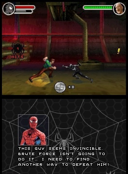 Spider-Man 3 Review for the Nintendo DS (NDS)