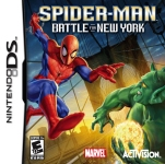 Spider-Man: Battle For New York box art