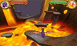 The Legend of Spyro: Dawn of the Dragon screenshot